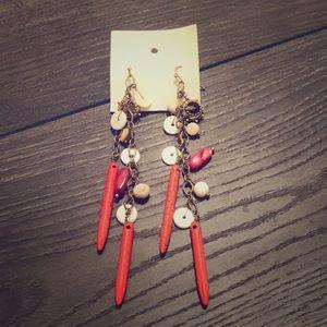 Free People earrings NEW